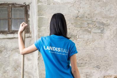 Landisbau, Textil, workwear, arbeitsbekleidung