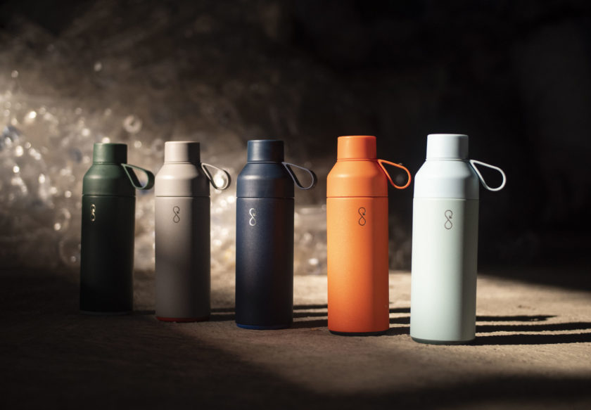 Ocean Bottle five colours