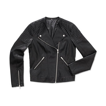 Stedman Active Biker Jacket Ladies