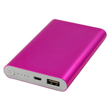 Powerbank Metall 8000 mAh
