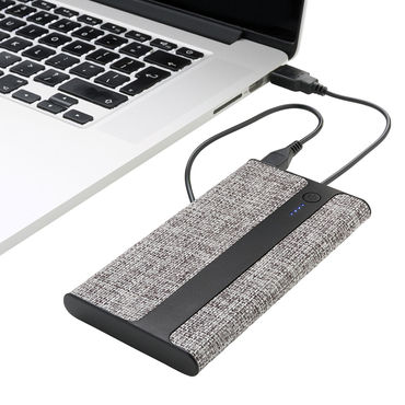 Powerbank Textil 4000 mAh
