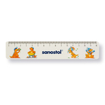 Superflat Ruler