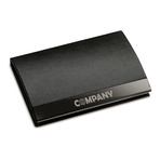 Business Card Case Blackstar