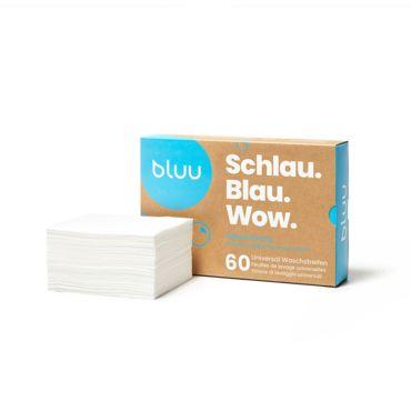 BLUU Waschstreifen Alpenfrische 60er-Set