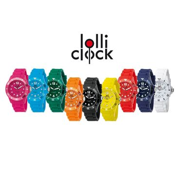Montre tendance Lolli Clock