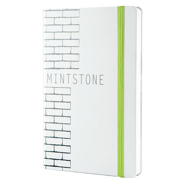 MinT Stone Notizbuch big