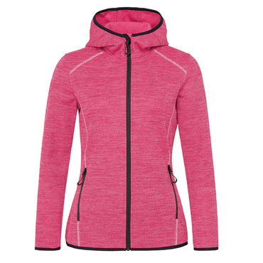 Stedman Recycled Fleece Jacket Hero Lady