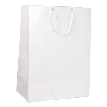 Samenpapier-Tasche medium